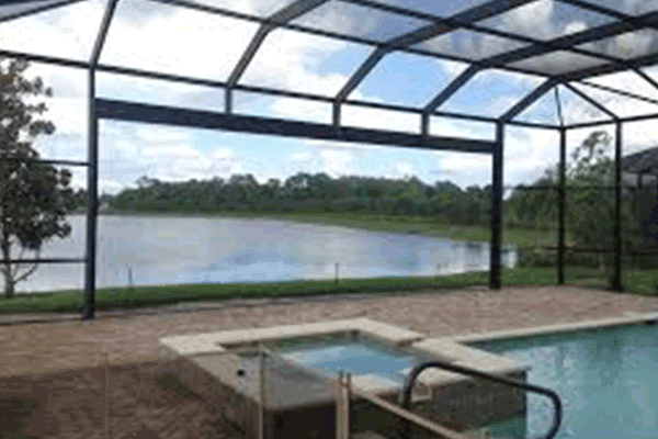Pool Lanai Enclosures Custom Designed Carolina Home Exteriors
