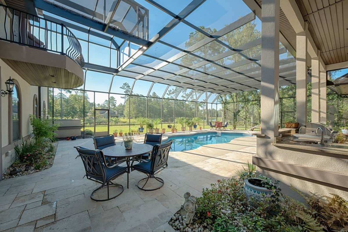 Pool Amp Lanai Enclosures Carolina Home Exteriors